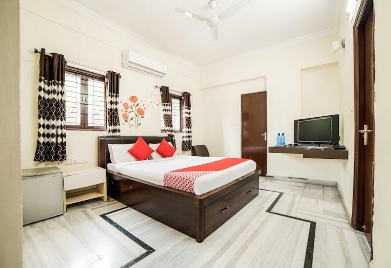 Gardenia Service Apartments, Hyderabad, Standard-Doppelzimmer, Zimmer