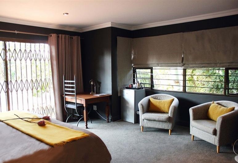 Koru Guesthouse, Pretoria, Suite Deluxe (Yellow), Habitación