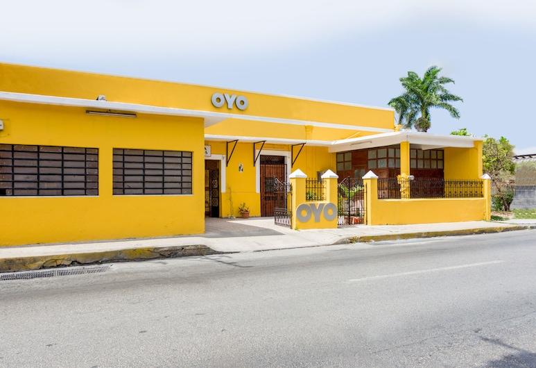 OYO Posada Espinosa, Mérida, Terraza o patio