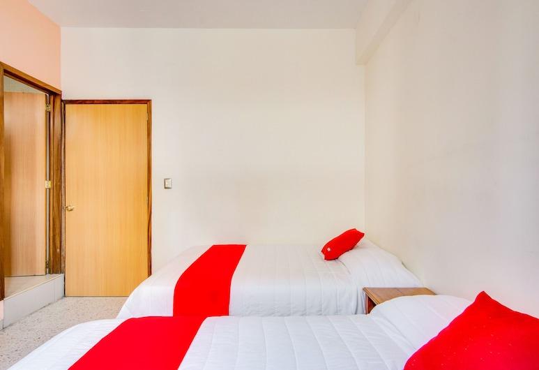 Hotel La Estancia, Colima, Štandardná izba, 2 dvojlôžka, Hosťovská izba