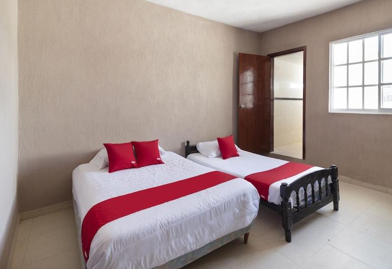 OYO Hotel Sarita, Macuspana, Quarto Triplo Standard, Quarto
