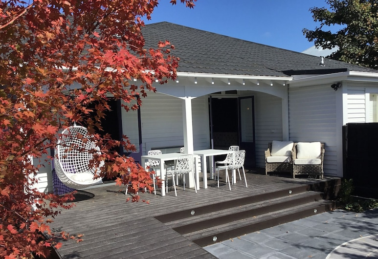 HAGLEY PARK EAST RESIDENCE, Christchurch, Comfort Double or Twin Room, Terrace/Patio