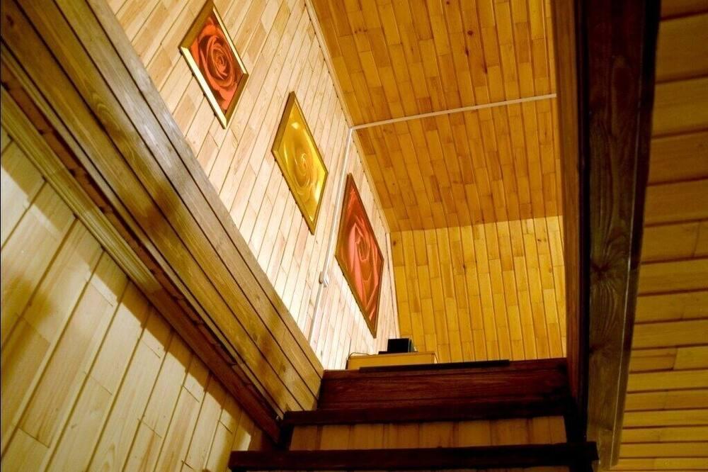 Cottage (VIP) - Living Area