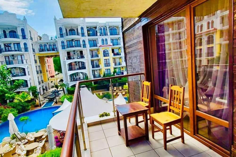 Classic Apartment, 1 Bedroom, Balcony - Balcony