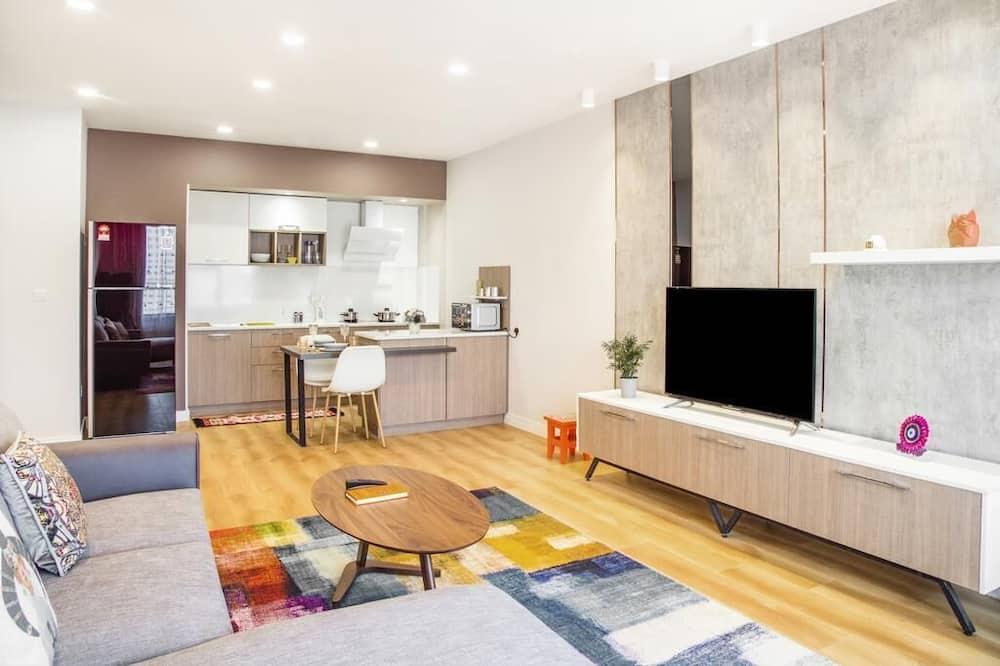 Deluxe-lejlighed - 1 soveværelse - Værelse