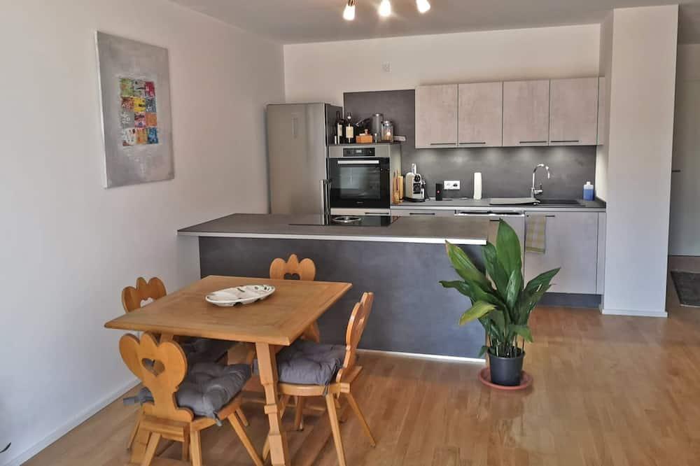 Appartamento, 1 camera da letto, vista montagna (Bergjuwel) - Pasti in camera