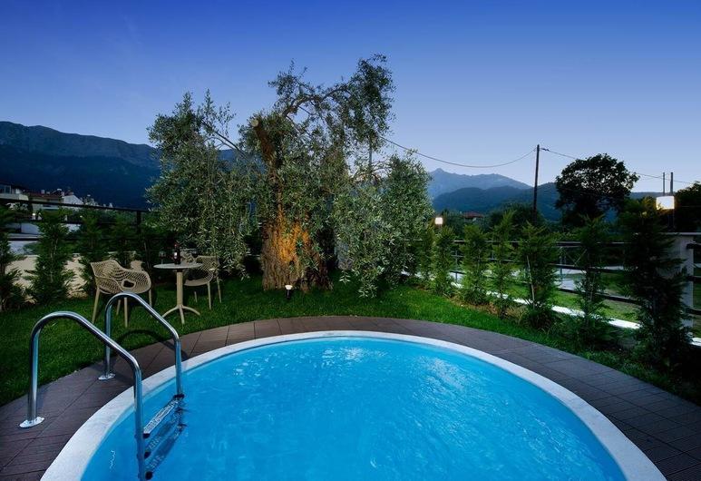 Votsalo Suites, Thasos, Suite superior, piscina privada (Aura), Vista desde la habitación