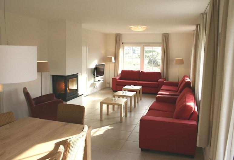 Luxurious Holiday Home in the Dunes, at Just 100 Metres From the Beach of Vlieland, Vlieland, Māja, Dzīvojamā istaba