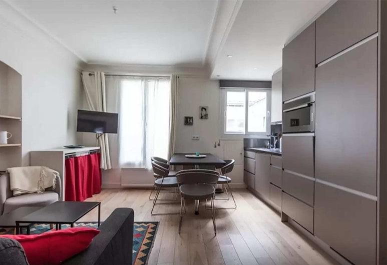 Moderne 3 pièces - Saint-Germain, Paris, Room