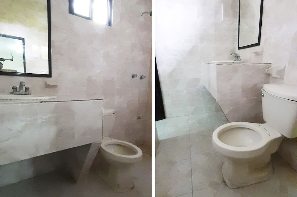 Standardzimmer (2 Single Beds) - Badezimmer