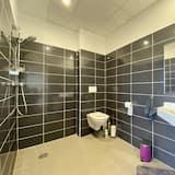 Улучшенная студия, для людей с ограниченными возможностями, вид на сад (Vittorio Magni) - Ванная комната