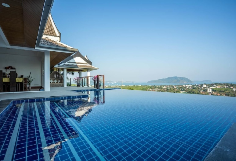 Baan Sawan Phuket, Rawai, Piscina