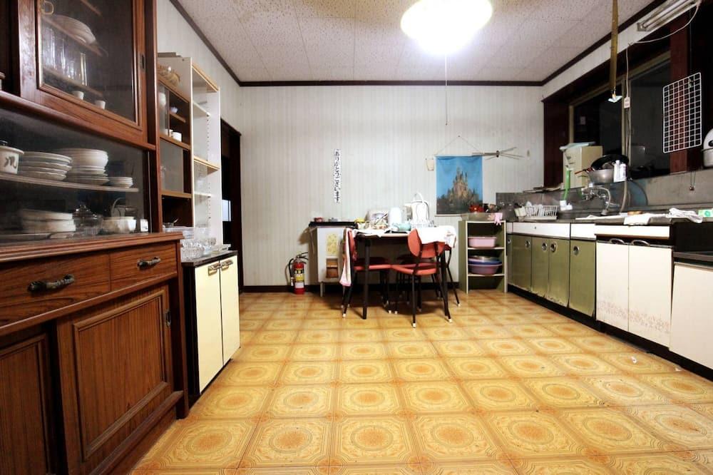 Obiteljska soba - Obroci u sobi