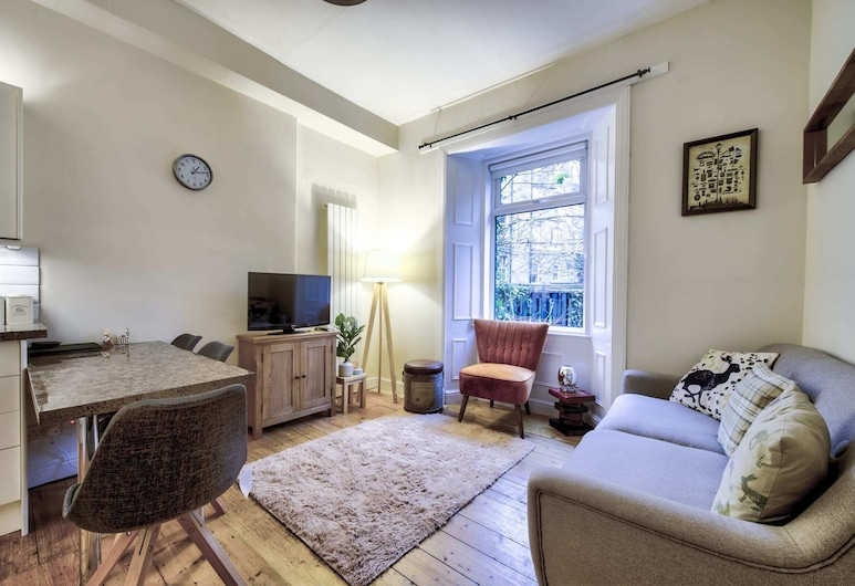 Lovely 2BDR Apartment in West End for 4 guests!, Edinburgh