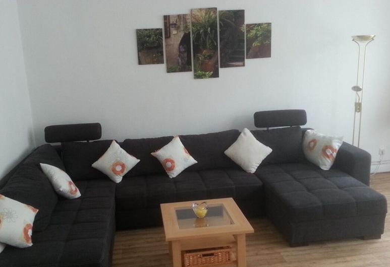 Ferienwohnungen Santos Lerch, Viersen, Departamento, 1 habitación, Sala de estar