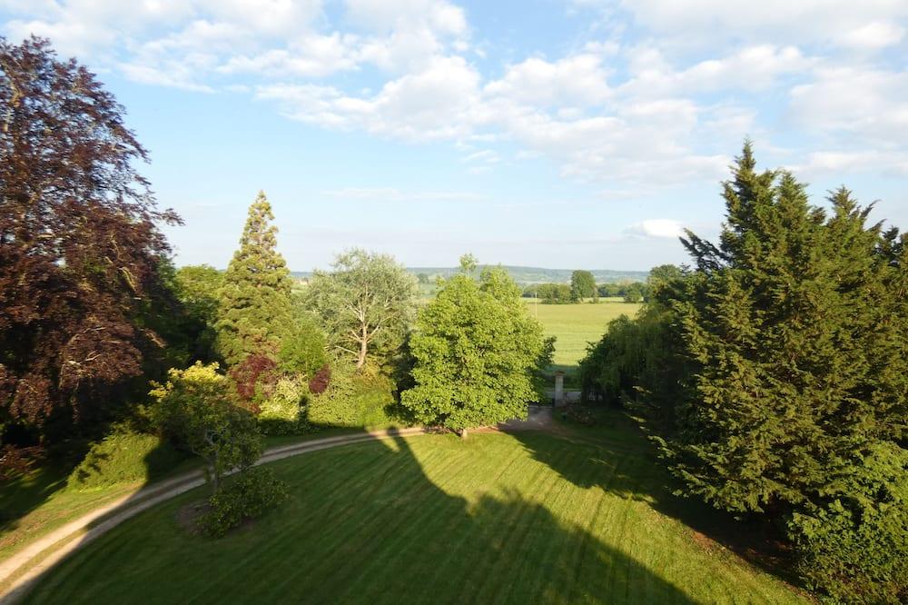 Comfort Oda, Park Manzaralı (Chambre Hennezel) - Park manzarası