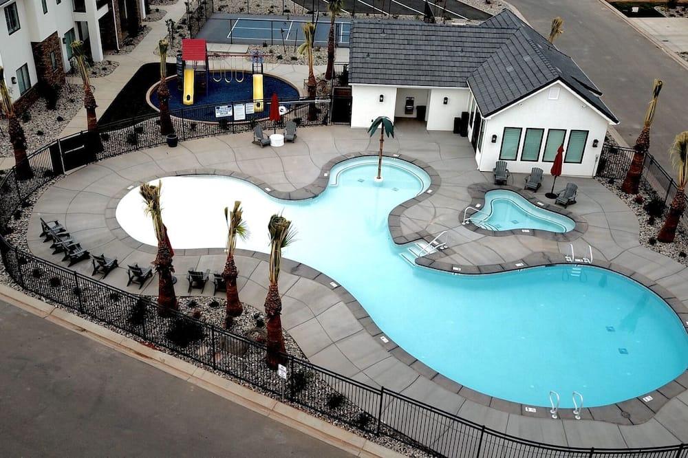 聯排別墅, 4 間臥室 - 泳池