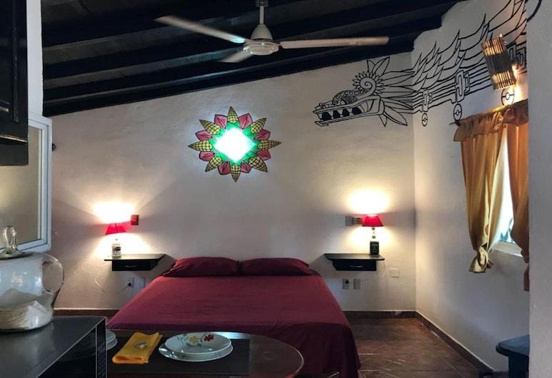 Hotel AUM Barra de Navidad, Barra de Navidad, Standardní apartmá (1 Double Bed), Pokoj