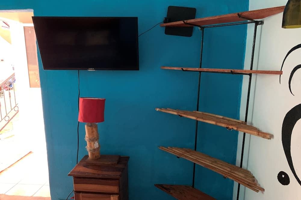 Apartment, 1 Bedroom (1 Double Bed) - Bilik Rehat