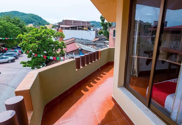 OYO Hotel Casa Arena, Zihuatanejo, Suite estándar, 2 camas dobles, Habitación