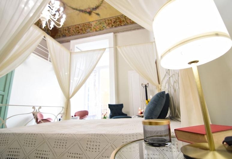 Pala Suites, 那不勒斯, 豪華客房 (Nilo), 客房