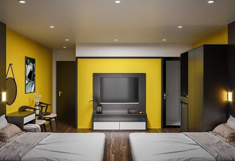 Highlands Hotel Cao Bang - Hostel, Cao Bang, Twin Room, Guest Room