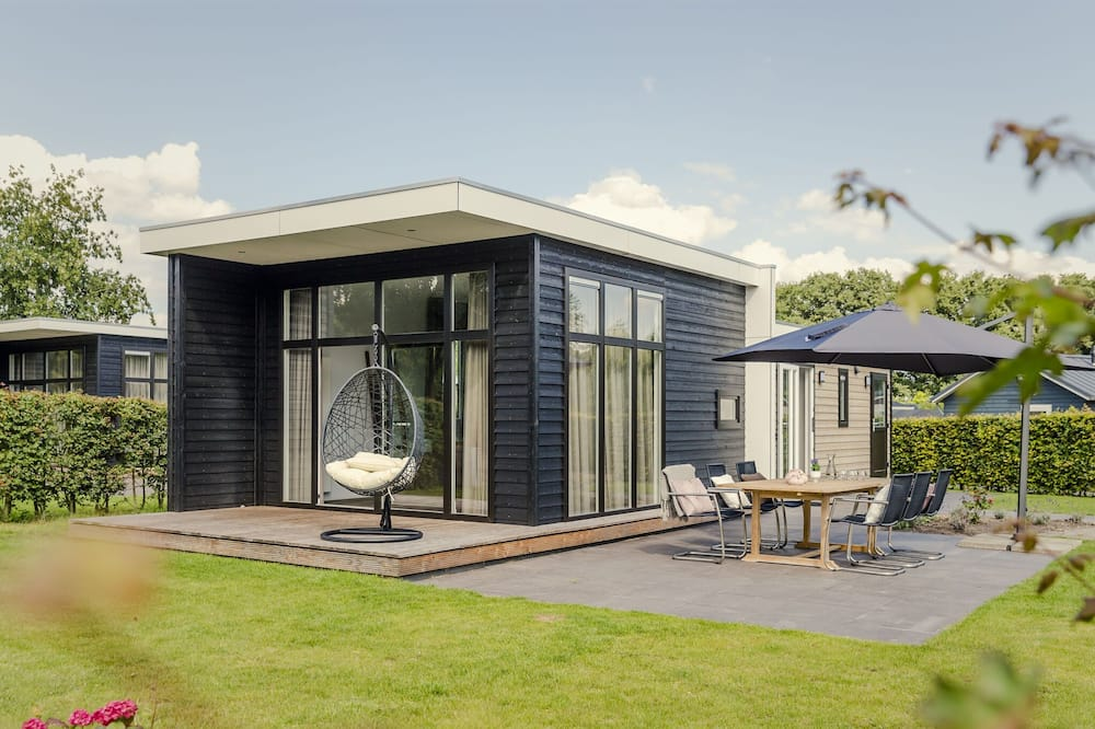 Modern Bungalow With Nice Garden at Forest Edge
