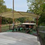 Stacaravan - Balkon