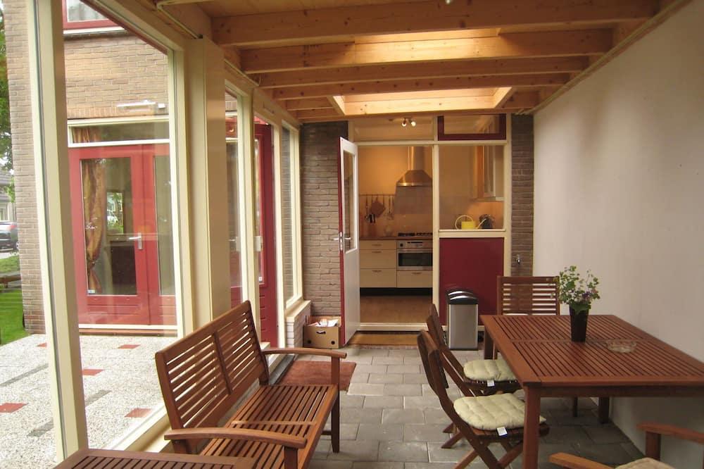 Casa - Balcón
