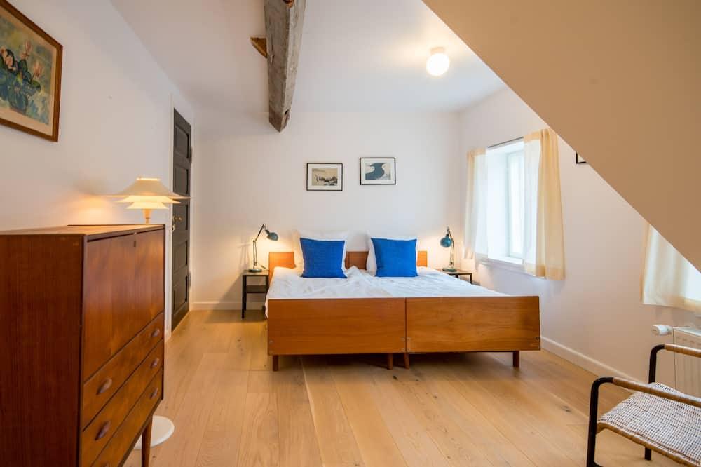 Classic Triple Room, Shared Bathroom - Bilik Tamu