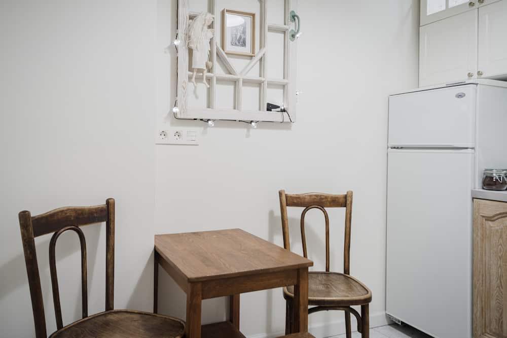 อพาร์ทเมนท์สำหรับครอบครัว - บริการอาหารในห้องพัก