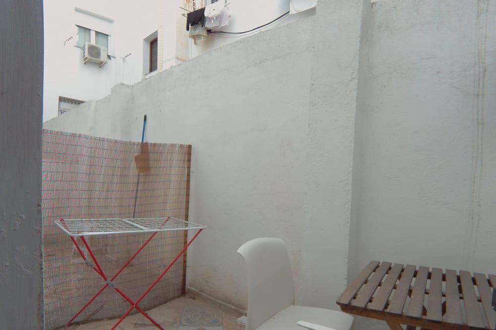 Studio, na parterze - Powierzchnia mieszkalna