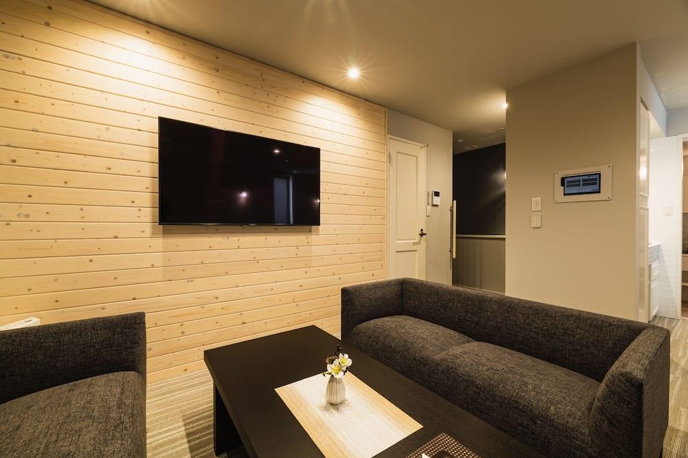Superior-Zimmer, Nichtraucher (C) - Wohnbereich