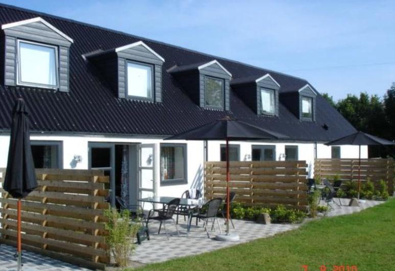 Pilegaarden, Læsø, Тераса/внутрішній дворик