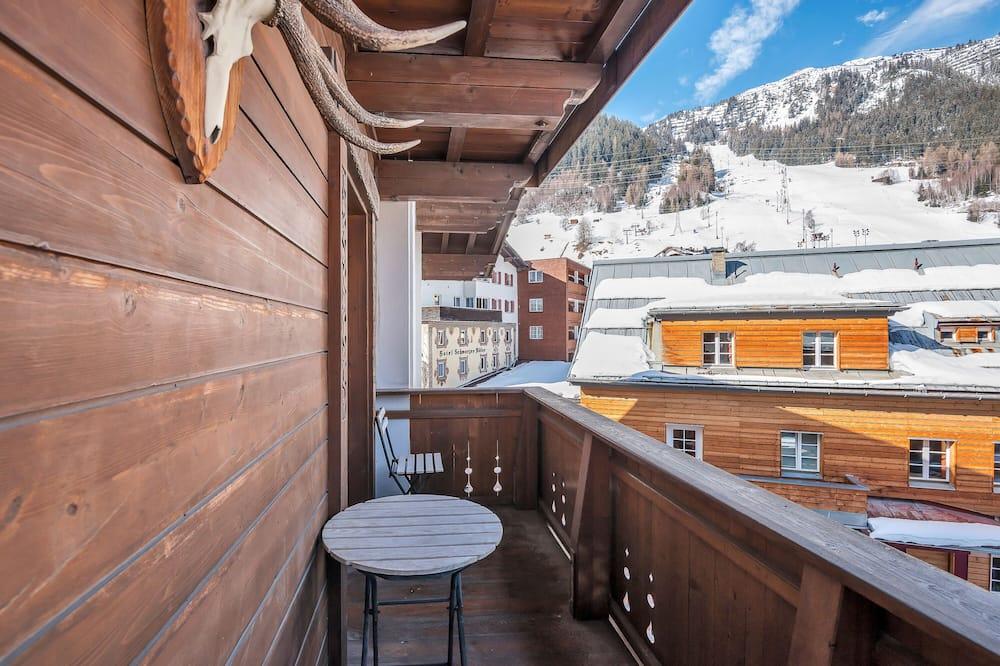 Single Room, Balcony (Externe Toilette) - Balcony