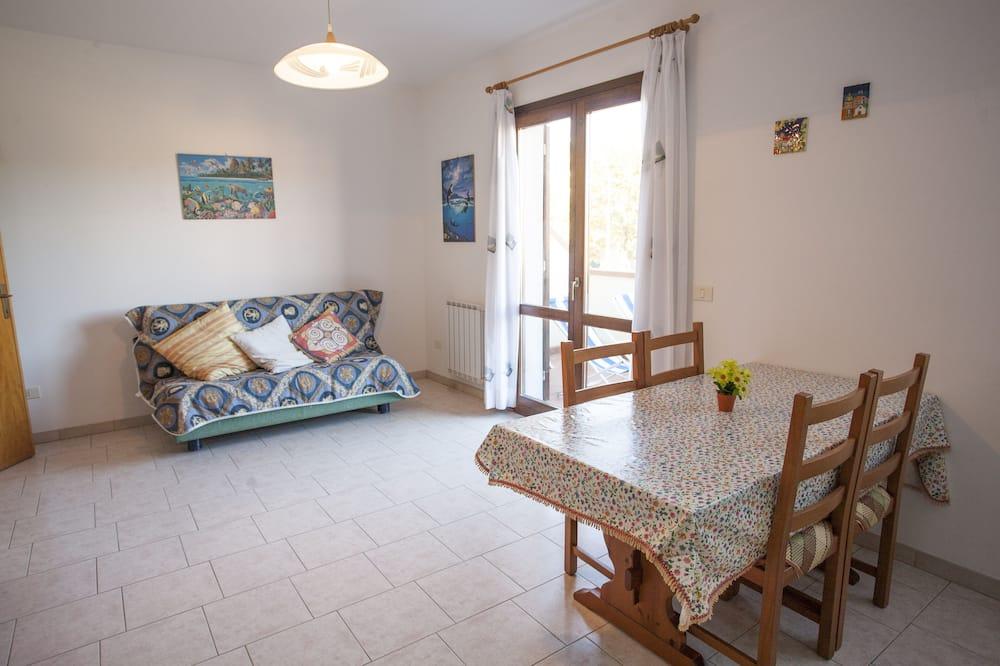 Апартаменти, 1 спальня (Primo Piano) - Житлова площа