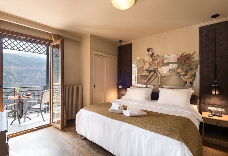 Hotel Kentrikon, Gortynia, Superior Double Room, Guest Room