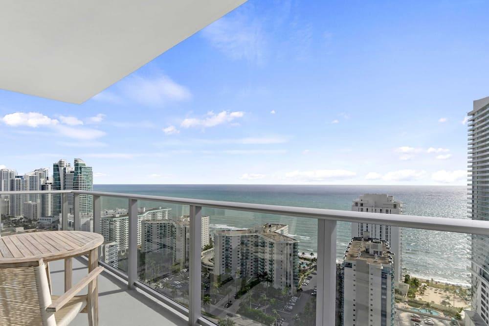Apart Daire, 2 Yatak Odası (R2801) - Balkon
