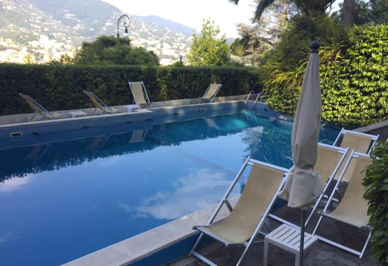 Eurotel 416, Rapallo, Alberca al aire libre