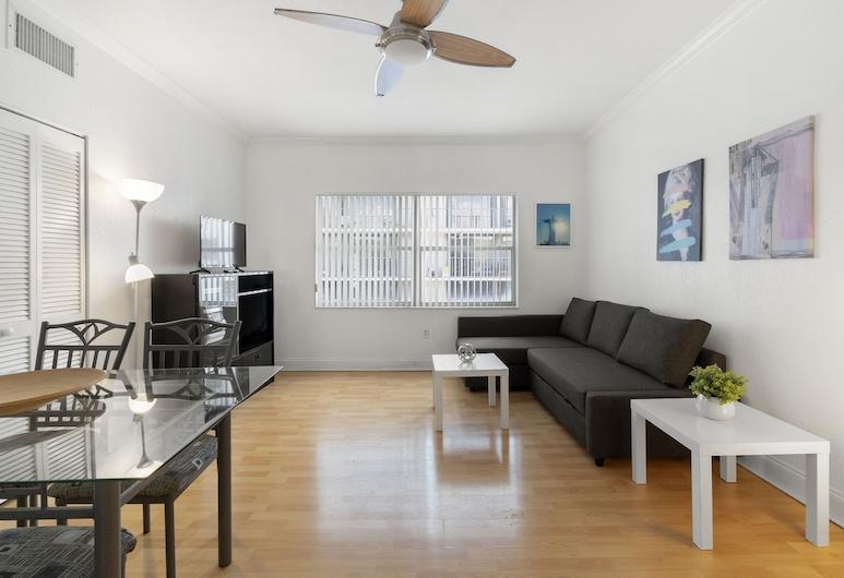 Jasmine Condo by SV Rentals, ميامي بيتش, شقة - غرفة نوم واحدة (37), منطقة المعيشة