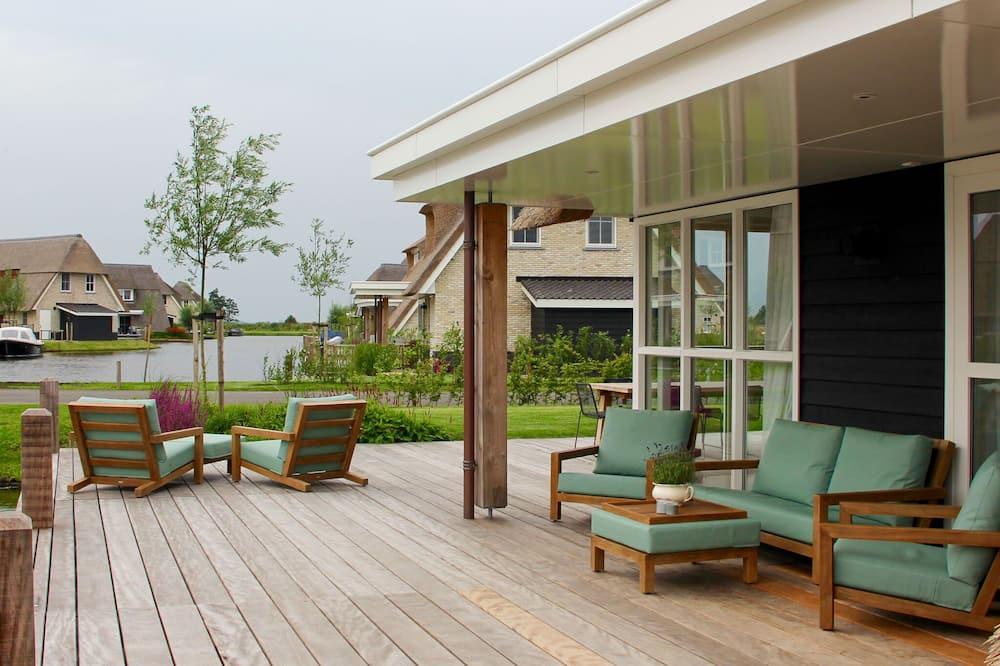 別墅 - 陽台