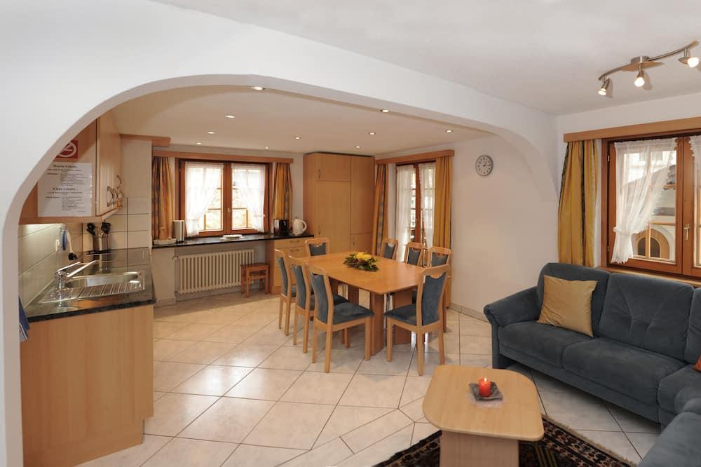 Appartement, 3 slaapkamers, Balkon - Woonruimte