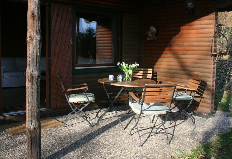 Dog-friendly Holiday Home in the Knüll With Covered Terrace, Neuenstein