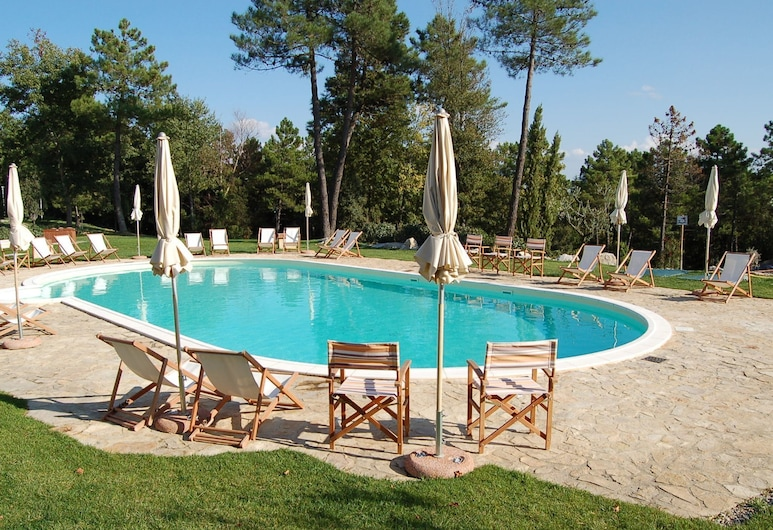 Delightful Holiday Home With Garden, Pool, Heating, Parking, Gambassi Terme, Basen