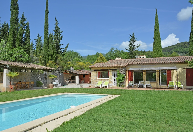 Spacious Villa With Private Pool in Fayence, Fayence
