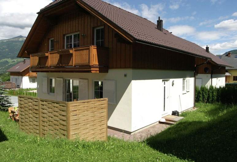 Peaceful Chalet With Sauna in Sankt Margarethen, 隆高地區聖瑪格麗滕