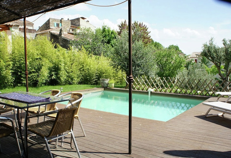 Beautiful Provencal House With Private Pool, La Motte-d'Aigues, Pool