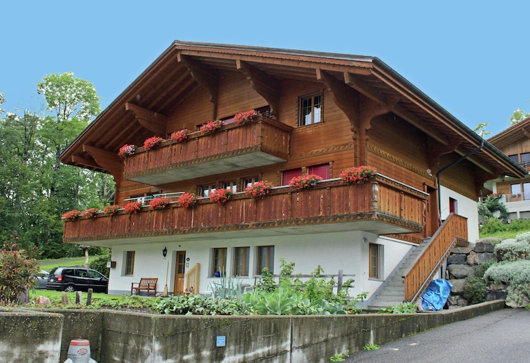 Comfortable Apartment at the Ground Floor. Terrace With View at the Wetterhorn, Hasliberg