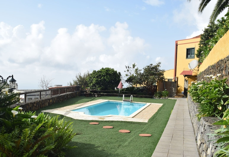 Cozy Cottage in Orotava With Swimming Pool, La Orotava, Uima-allas