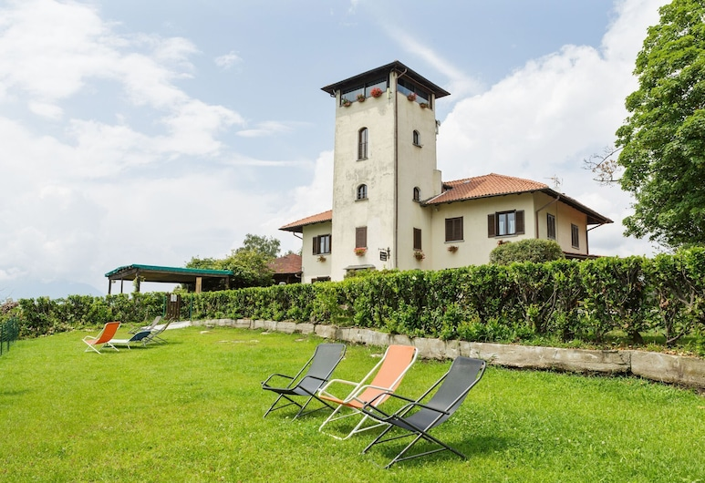 Unique Holiday Experience in the Greenery and Near the Lake, Verbania